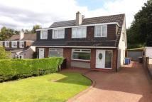 Bishop Gardens semi detached house to rent