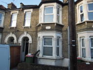 Terraced house in Ravenscroft Road, London...