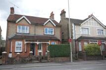 2 bed semi detached house in High Street, Aldershot...