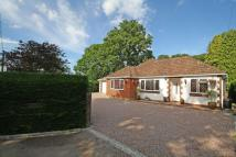 3 bed Detached Bungalow for sale in Chapel Road, Smallfield...
