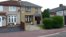 3 bed semi detached property for sale in Campsey Road, Barking...