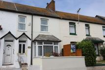 Terraced property in Beacon Road, Newquay