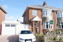 Effingham Crescent semi detached house for sale