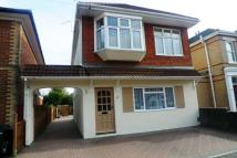 Detached home for sale in Darracott Road, Boscombe...