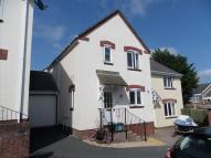 semi detached property in Soloman Drive, Bideford