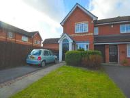 2 bed semi detached house in Hilton Road, Sharston