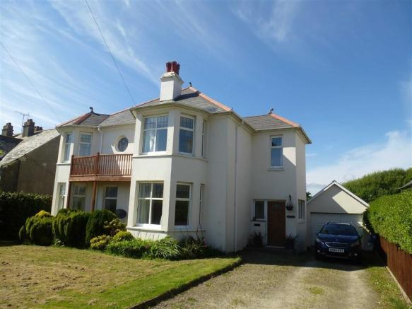 5 Bedroom Detached House For Sale In Ocean View Road Bude