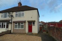 semi detached property to rent in Cedars Way...