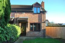semi detached home to rent in Reedsway, Brandesburton...