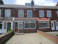 3 bed Terraced property in Lomond Road, Hull...