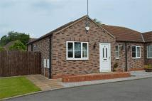 Semi-Detached Bungalow in Old Forge Way, Beeford...