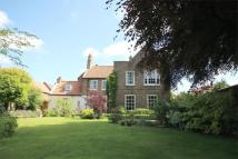 Detached property in The Old Hall, Vicar Lane...