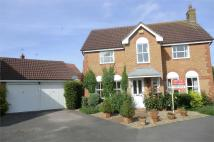 Detached home for sale in Hayward Close...