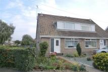 semi detached house in Percy Close, Leconfield...