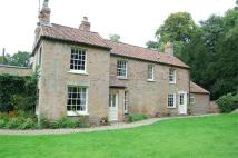 Detached property to rent in Home Farm, Wassand...