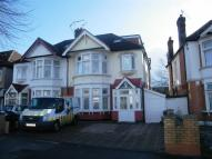 semi detached home for sale in Cranbrook Road, Ilford...