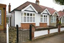 Semi-Detached Bungalow to rent in Merton Road, Ilford...