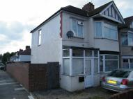 3 bed End of Terrace property in Horns Road, Barkingside...