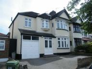 semi detached property in Falmouth Gardens...