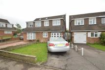 4 bedroom semi detached home in Tryfan Close, Redbridge...