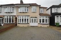 Abbotswood Gardens semi detached house for sale