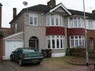 3 bedroom End of Terrace property to rent in Dereham Road, Barking...