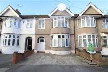 Terraced home for sale in Chudleigh Crescent...