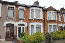Terraced house in Holmwood Road, Ilford...