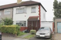 Homefield Avenue semi detached property for sale