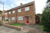 2 bed semi detached house in Belgrave Crescent...