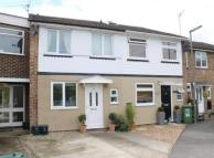 Terraced house in Anderson Drive, Ashford...