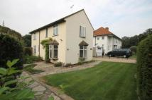Detached property in Castle Way...