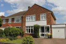 3 bedroom semi detached house to rent in Sunna Gardens...