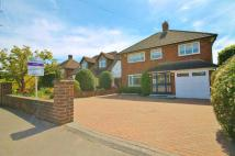 Manor Lane Detached house to rent