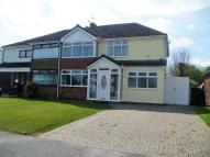 3 bed semi detached property for sale in Greenfields Crescent, WN4