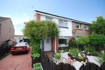 semi detached house in Auchengate, Troon, KA10