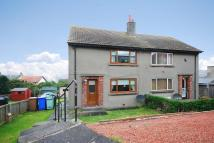 3 bed semi detached house in Kennedy Drive, Dunure...