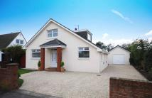 5 bed Detached Villa for sale in Auchendoon Crescent, Ayr...