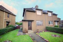 semi detached home in Whitefaulds Avenue...