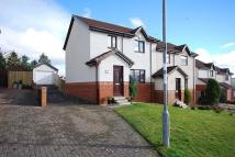 3 bed Semi-detached Villa for sale in Hodge Crescent, Drongan...