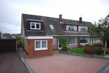 semi detached property for sale in Crofthead Road, Ayr, KA7