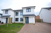 3 bed Semi-detached Villa in Kings Park Crescent, Ayr...