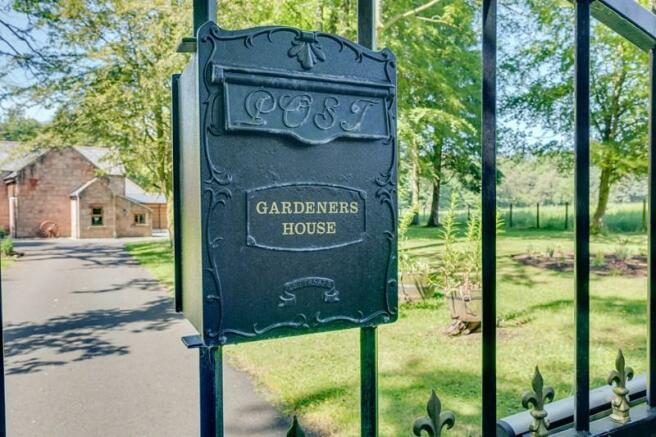 Gardeners House