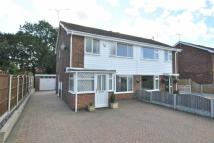 3 bed semi detached house in 24, Bircotes Walk...