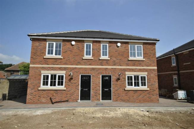 3 bedroom semi detached house for sale in 4 new build for 5 bedroom new build homes