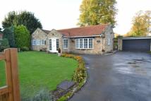 Detached Bungalow in Tithes Barn Bungalow...