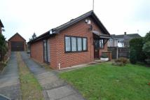 To Let Detached Bungalow to rent