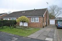 2 bed Semi-Detached Bungalow in 7, Saffron Crescent...