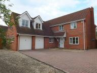 5 bed Detached home in Vasey Close, Saxilby...