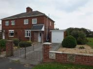 semi detached home for sale in Scothern Road, Nettleham...